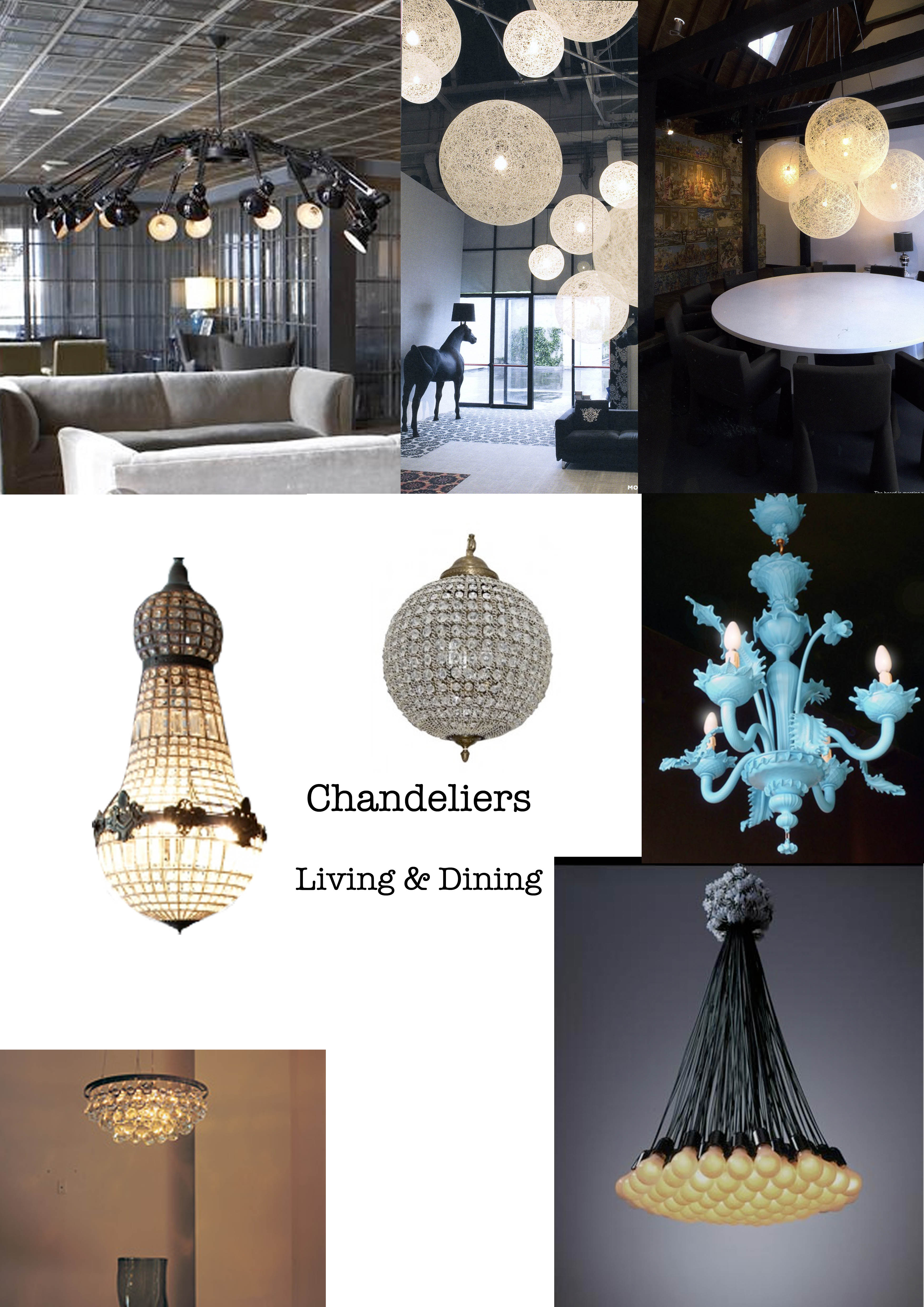 Chandeliers MB1