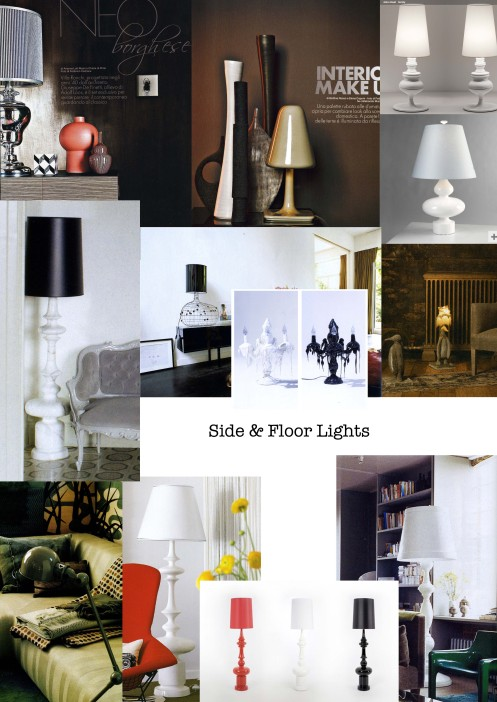 Side & Floor Lights MB1