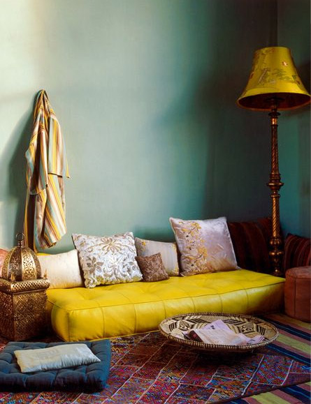 Moroccan Decorating