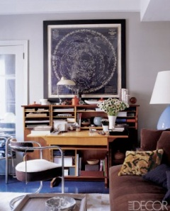 Creating a stylish home office