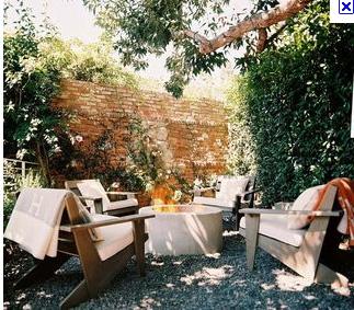 Creating a garden room
