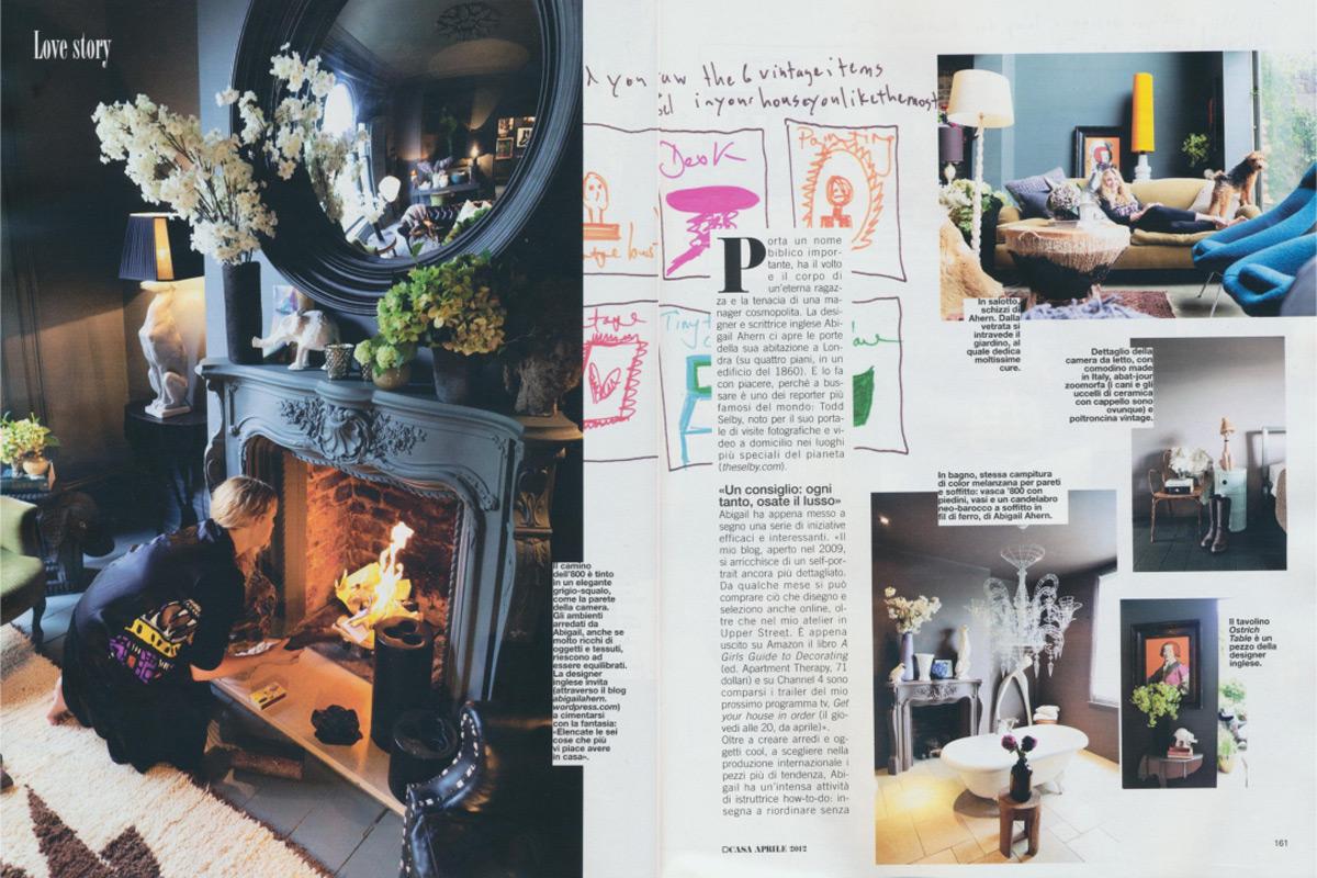Pezzi Di Design Da Avere fabulous press and some yabbering – abigail ahern