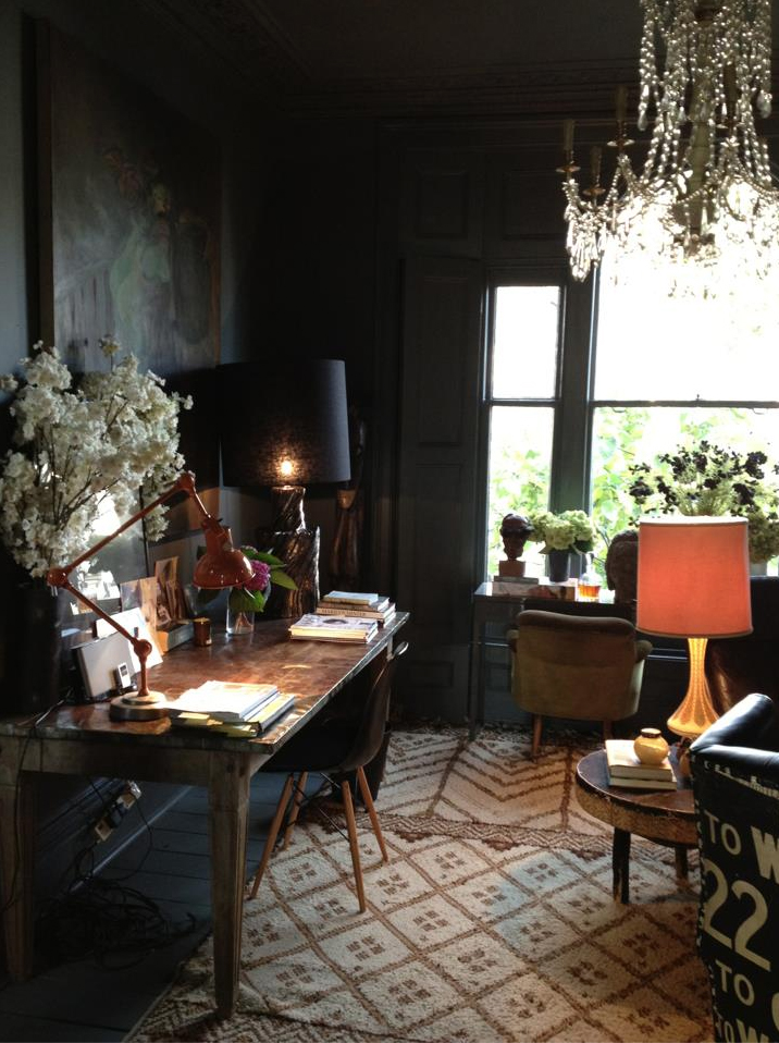 5 steps for creating a fabulous home office