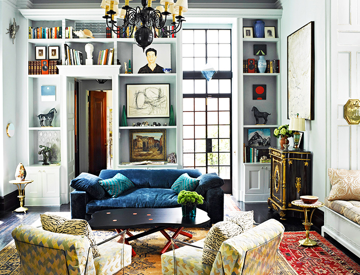 Do it yourself art ideas abigail ahern for Room design yourself