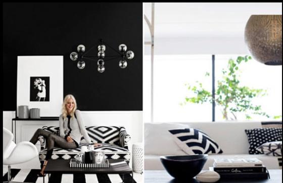 Abigailさんブログ:白と黒。またまたIKEA商品。