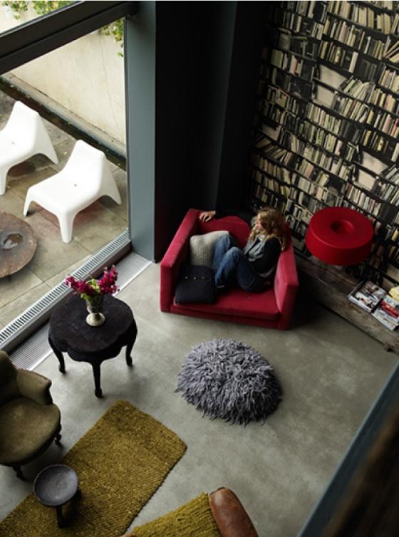 アビゲイル自宅の部屋デコレーションの進化